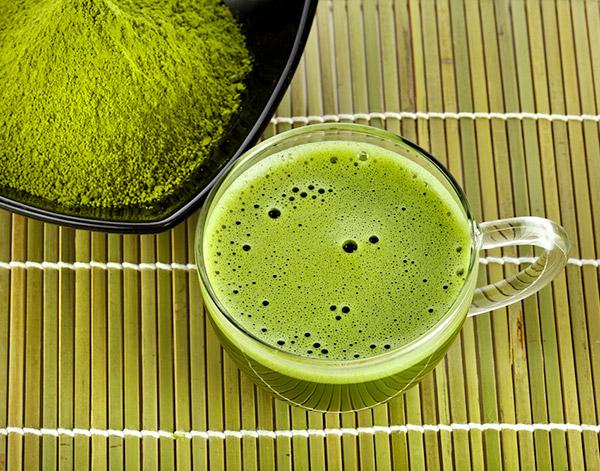 Matcha - Chá Verde de Cammelia Sinensis