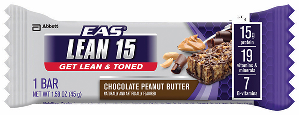 barra de proteina eas lean15bar