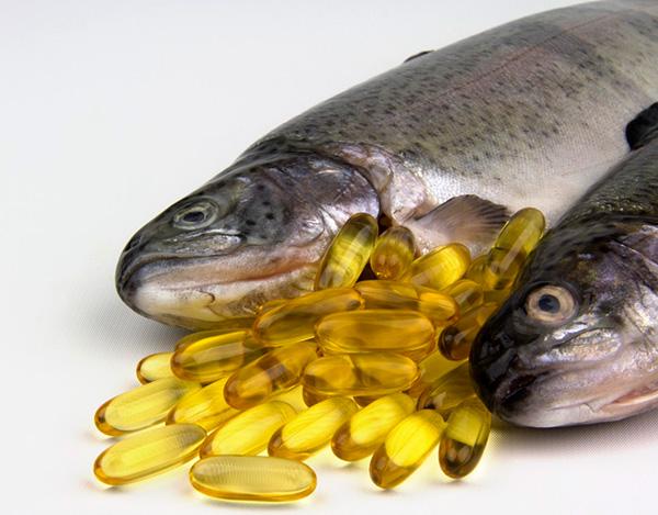 Omega 3 em Peixes