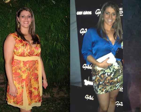 Como perder gordura corporal com o q48 horas Antes e Depois Resultados